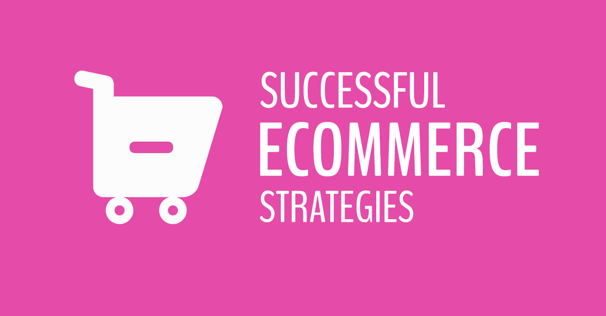 ecommerce strategies website design singapore