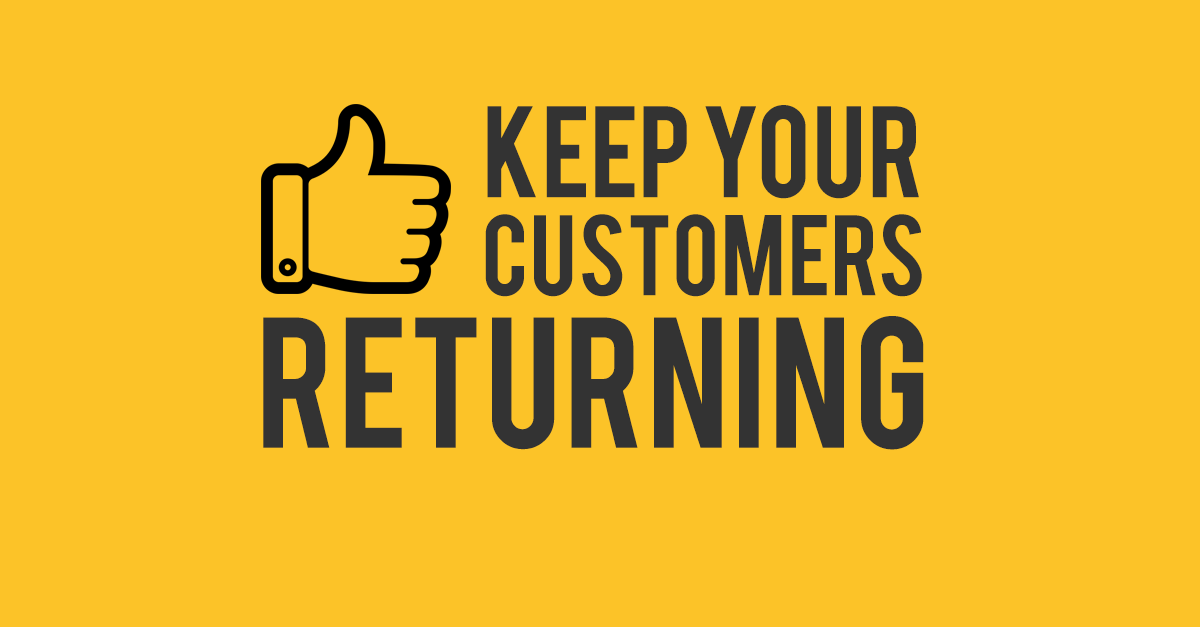 secret to returning customers singapore